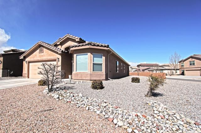 8209 Mock Heather Road NW, Albuquerque, NM 87120 (MLS #939723) :: Campbell & Campbell Real Estate Services