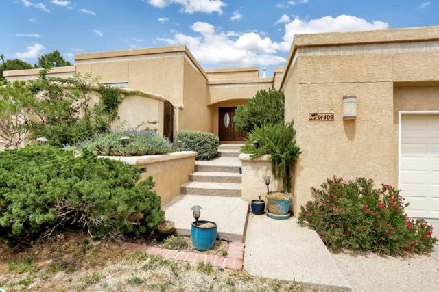 14409 La Cueva Court NE, Albuquerque, NM 87123 (MLS #939728) :: The Bigelow Team / Realty One of New Mexico