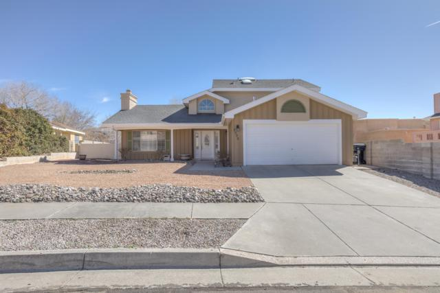 7520 Thornwood Drive NW, Albuquerque, NM 87120 (MLS #939747) :: The Bigelow Team / Realty One of New Mexico