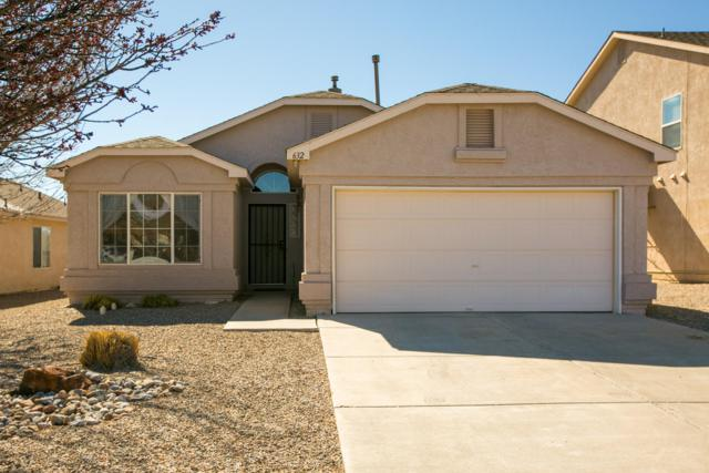 632 Autumn Meadows Drive NE, Rio Rancho, NM 87144 (MLS #939754) :: The Bigelow Team / Realty One of New Mexico