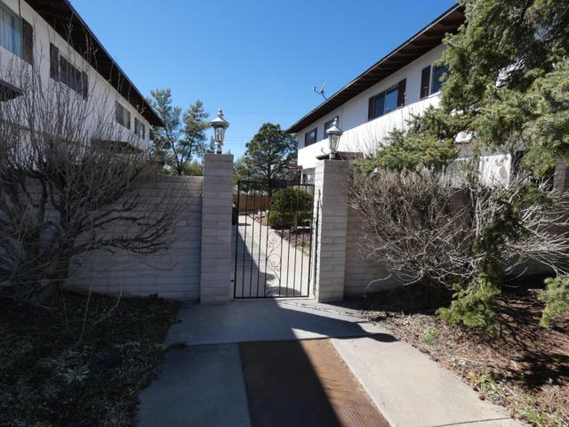 1121 Chelwood Park Boulevard NE #7, Albuquerque, NM 87112 (MLS #939758) :: Campbell & Campbell Real Estate Services