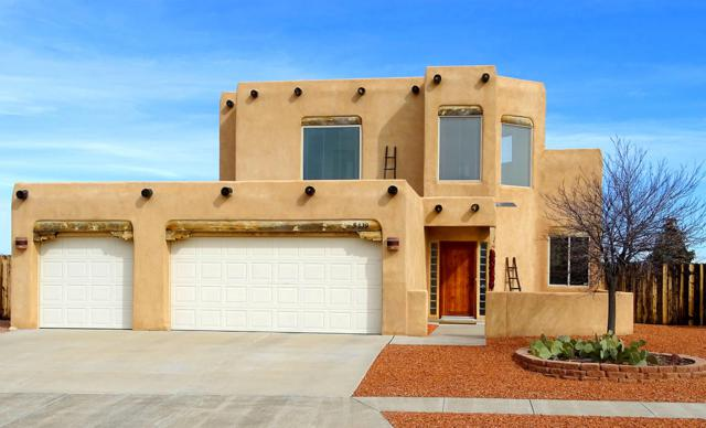 5119 Willow Creek Place NW, Albuquerque, NM 87114 (MLS #939771) :: The Bigelow Team / Realty One of New Mexico