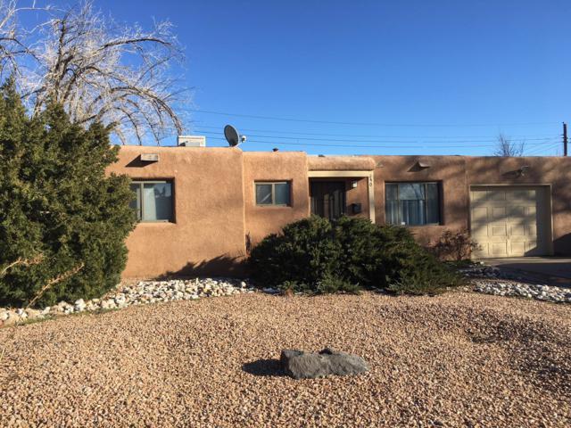 2404 Britt Street NE, Albuquerque, NM 87112 (MLS #939776) :: Campbell & Campbell Real Estate Services