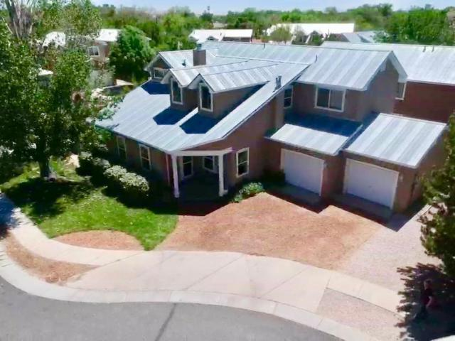 1544 Phoenix Avenue NW, Albuquerque, NM 87107 (MLS #939804) :: Campbell & Campbell Real Estate Services