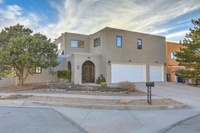 805 Piedra Larga Place NE, Albuquerque, NM 87123 (MLS #939844) :: The Bigelow Team / Realty One of New Mexico