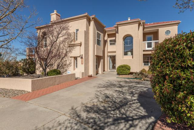 14000 Mesita Cliff Road, Albuquerque, NM 87112 (MLS #939877) :: The Bigelow Team / Realty One of New Mexico