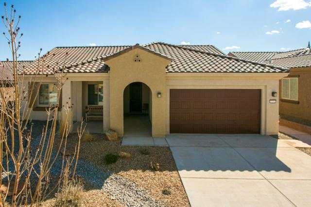 2232 Cebolla Creek Way NW, Albuquerque, NM 87120 (MLS #939888) :: Campbell & Campbell Real Estate Services