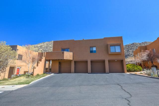 2900 Vista Del Rey NE Unit 9C, Albuquerque, NM 87112 (MLS #939918) :: The Bigelow Team / Realty One of New Mexico