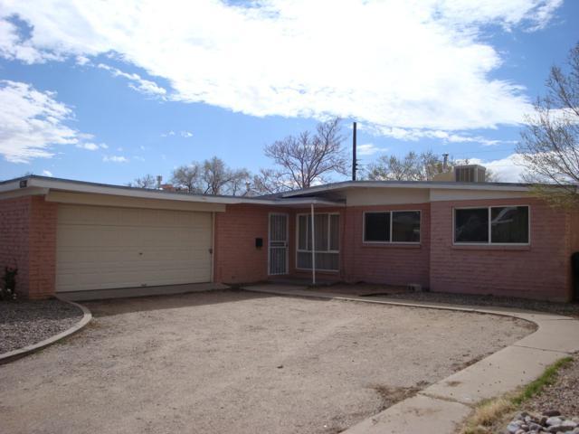 1805 Pitt Street NE, Albuquerque, NM 87112 (MLS #939927) :: Campbell & Campbell Real Estate Services