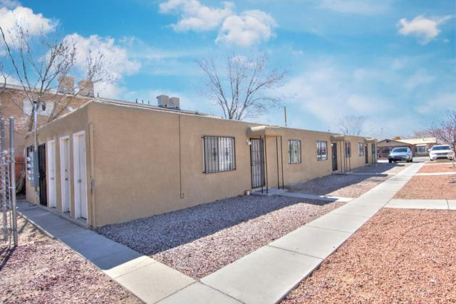 424 Rhode Island Street NE, Albuquerque, NM 87108 (MLS #939930) :: Campbell & Campbell Real Estate Services