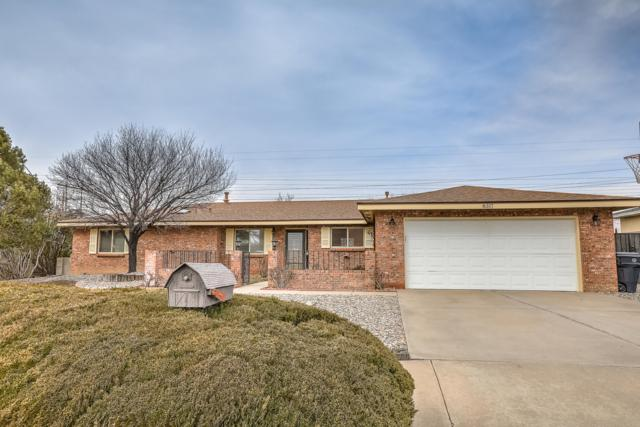 8317 Cherry Hills Road NE, Albuquerque, NM 87111 (MLS #939936) :: The Bigelow Team / Realty One of New Mexico