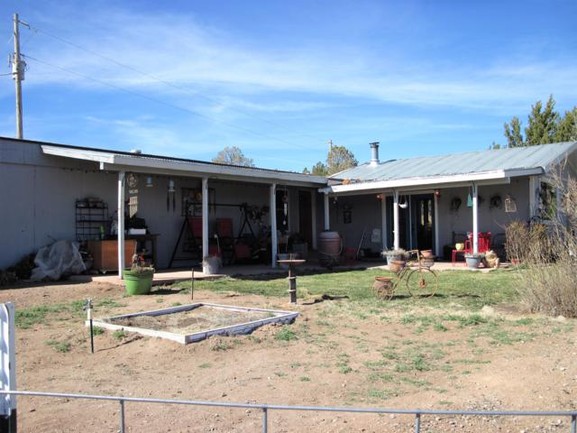 162 Cedar Lane Drive, Moriarty, NM 87035 (MLS #939937) :: Campbell & Campbell Real Estate Services
