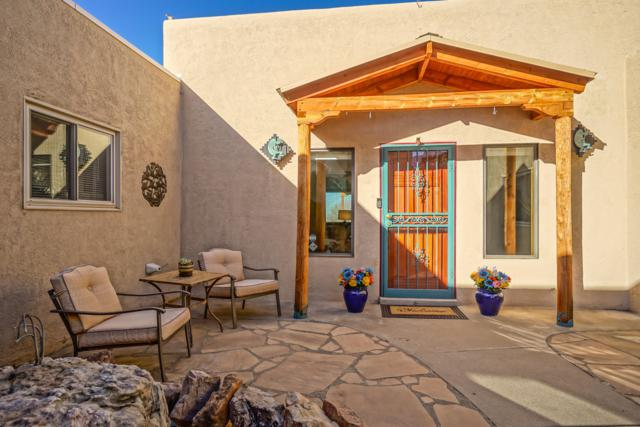 1441 Honeysuckle Drive NE, Albuquerque, NM 87122 (MLS #939943) :: Campbell & Campbell Real Estate Services