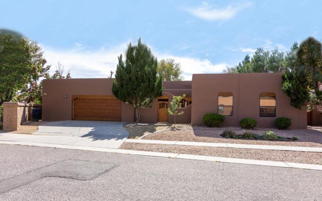 2400 Kestrel Court NW, Albuquerque, NM 87107 (MLS #939964) :: Silesha & Company