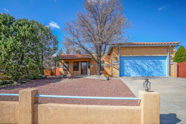 8117 Fairmont Avenue NW, Albuquerque, NM 87120 (MLS #939991) :: The Bigelow Team / Realty One of New Mexico