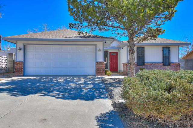 5606 Creggs Street NW, Albuquerque, NM 87120 (MLS #939993) :: Campbell & Campbell Real Estate Services