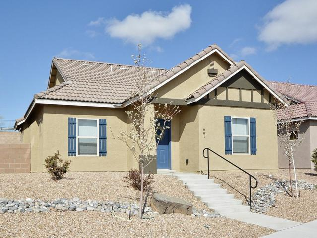 801 Palo Duro Drive, Bernalillo, NM 87004 (MLS #940021) :: Campbell & Campbell Real Estate Services