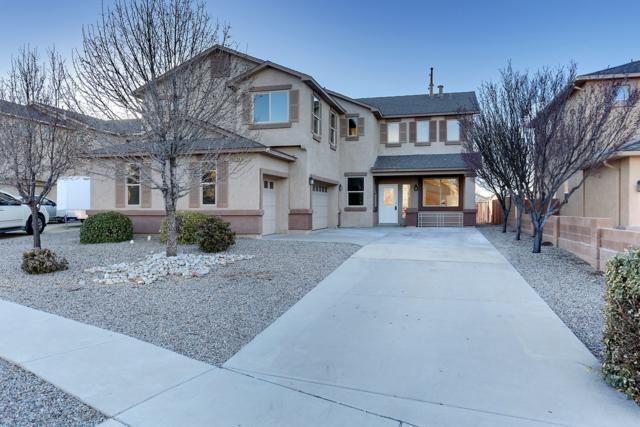 1204 Sidewinder Road NE, Rio Rancho, NM 87144 (MLS #940028) :: The Bigelow Team / Realty One of New Mexico