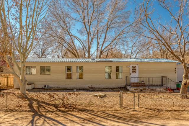 461 Letitia Road, Bernalillo, NM 87004 (MLS #940066) :: Campbell & Campbell Real Estate Services
