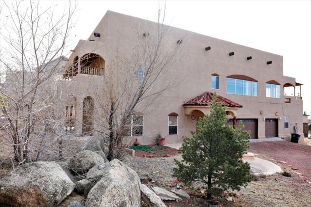 401 Camino De La Sierra NE, Albuquerque, NM 87123 (MLS #940095) :: The Bigelow Team / Realty One of New Mexico
