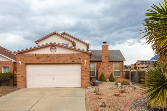 12717 Calle Amado NE, Albuquerque, NM 87111 (MLS #940097) :: Silesha & Company