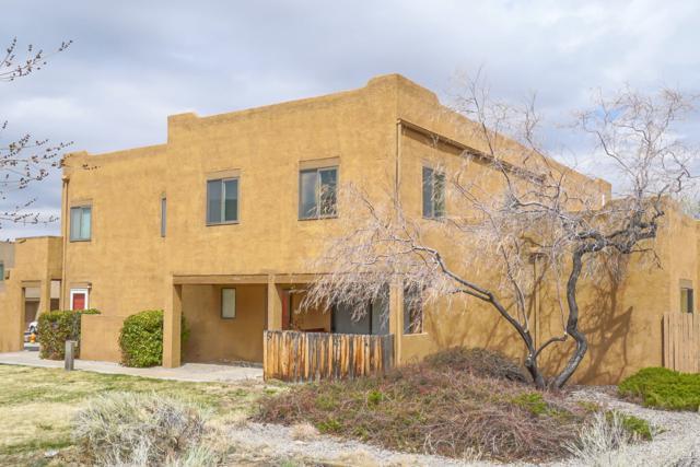 2900 Vista Del Rey 10C, Albuquerque, NM 87112 (MLS #940100) :: The Bigelow Team / Realty One of New Mexico