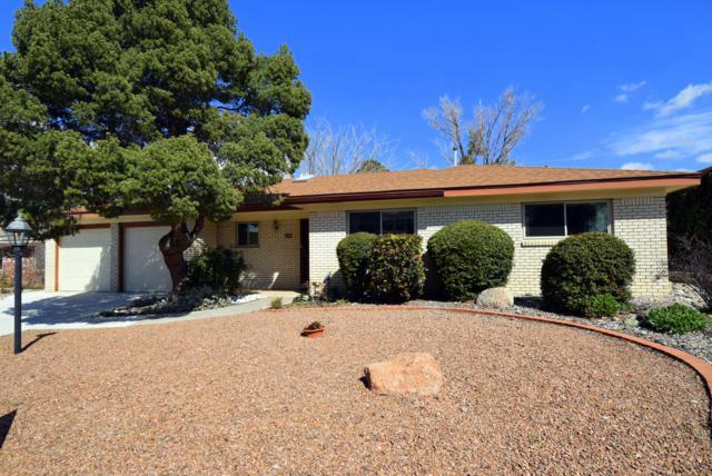 8805 Delamar Drive NE, Albuquerque, NM 87111 (MLS #940150) :: Silesha & Company