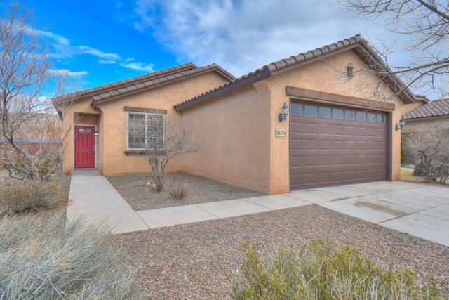 3637 Tierra Abierta Place NE, Rio Rancho, NM 87124 (MLS #940180) :: The Bigelow Team / Realty One of New Mexico