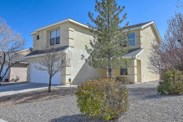 7312 Quartzite Avenue NW, Albuquerque, NM 87114 (MLS #940209) :: Silesha & Company