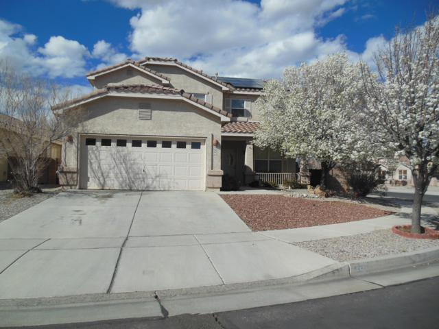 5901 Legends Avenue NW, Albuquerque, NM 87120 (MLS #940217) :: The Bigelow Team / Realty One of New Mexico