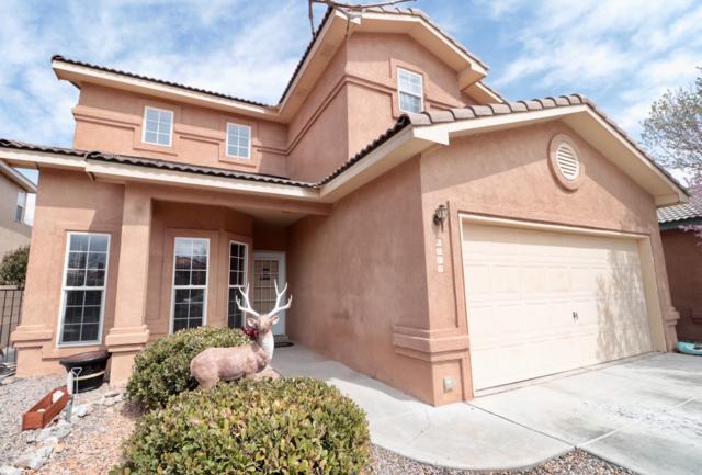 5579 Timberfalls Road NW, Albuquerque, NM 87114 (MLS #940244) :: Silesha & Company