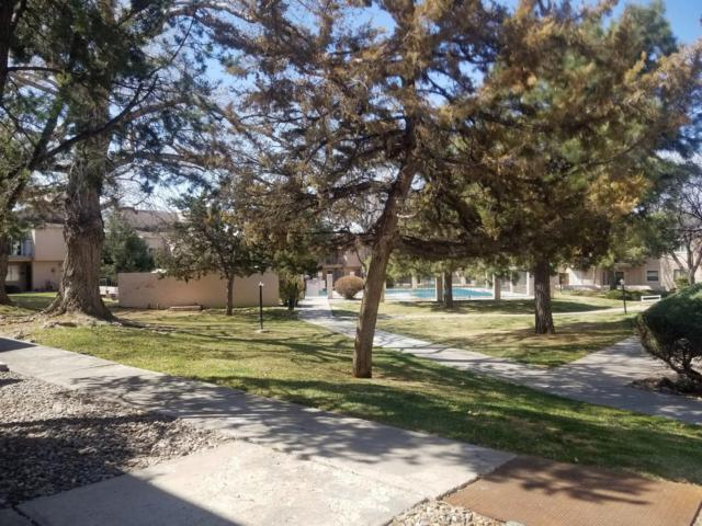 3501 Juan Tabo Boulevard J-5, Albuquerque, NM 87111 (MLS #940255) :: Silesha & Company