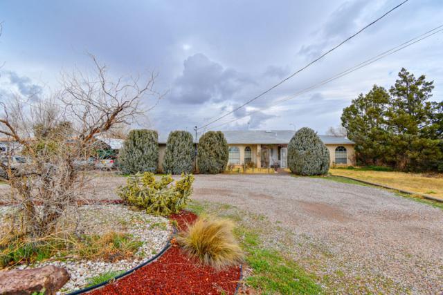 145 El Pueblo Road NW, Albuquerque, NM 87114 (MLS #940264) :: Campbell & Campbell Real Estate Services