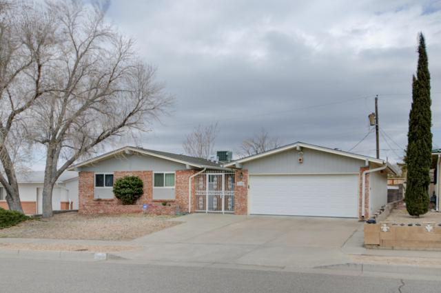 11709 Grand Avenue NE, Albuquerque, NM 87123 (MLS #940276) :: Silesha & Company