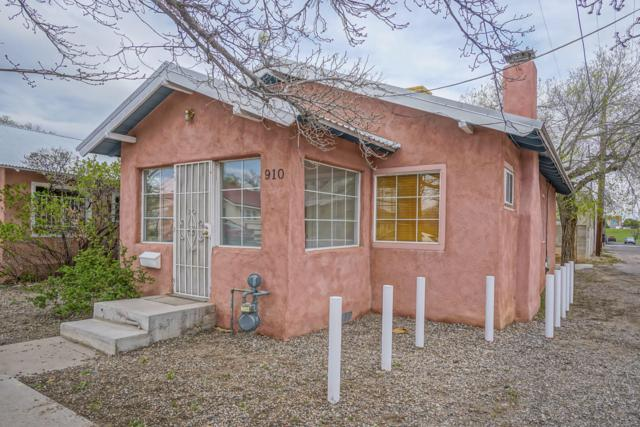 910 5TH Street NW, Albuquerque, NM 87102 (MLS #940278) :: Campbell & Campbell Real Estate Services