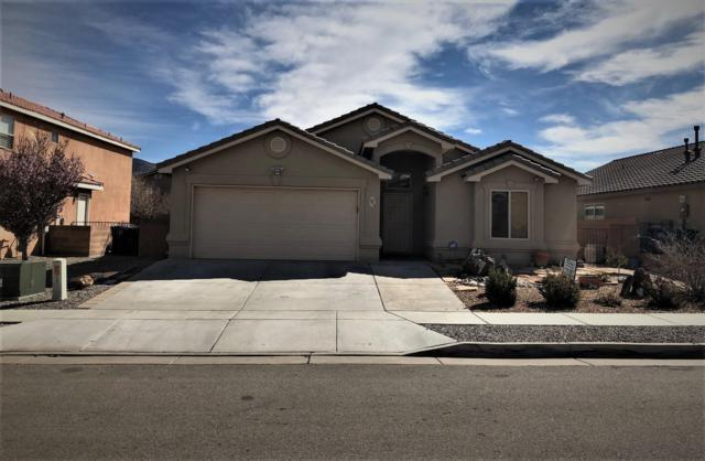 1740 Smarty Jones Street SE, Albuquerque, NM 87123 (MLS #940296) :: The Bigelow Team / Realty One of New Mexico
