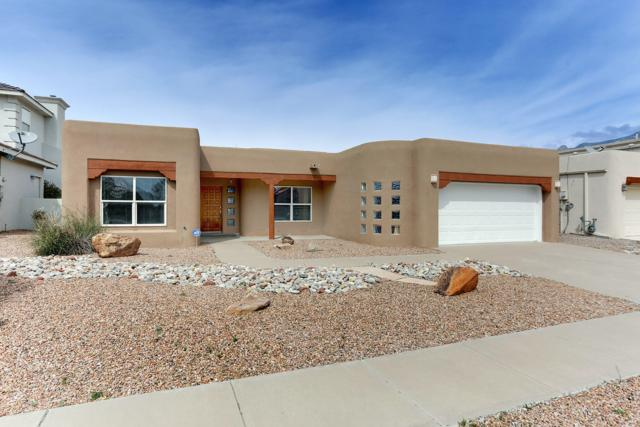 8909 Robs Place NE, Albuquerque, NM 87122 (MLS #940299) :: The Bigelow Team / Realty One of New Mexico