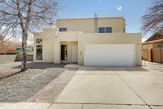 5810 Broken Arrow Lane NW, Albuquerque, NM 87120 (MLS #940355) :: Campbell & Campbell Real Estate Services