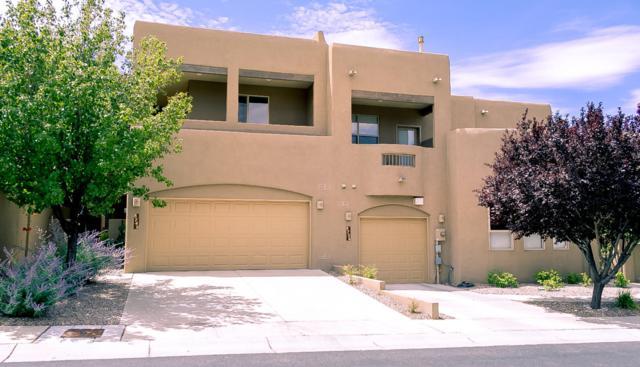 8740 Desert Fox Way NE, Albuquerque, NM 87122 (MLS #940416) :: Silesha & Company