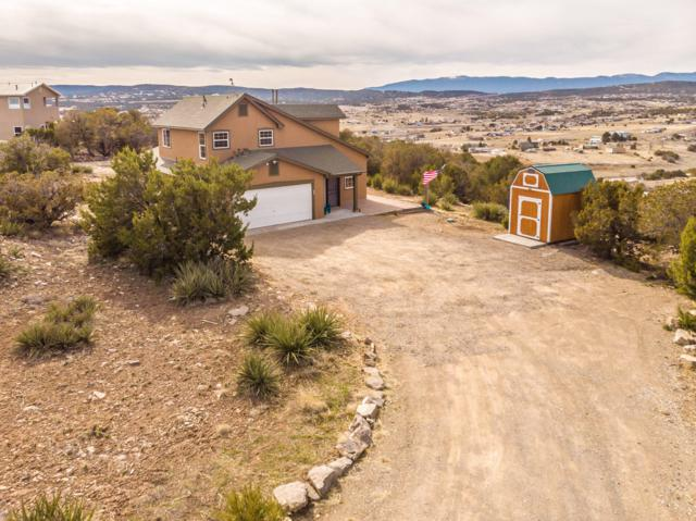 30 Snowflake Trail, Edgewood, NM 87015 (MLS #940506) :: Campbell & Campbell Real Estate Services