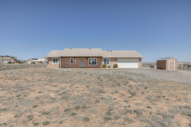 33 Sandia Mountain Trail, Edgewood, NM 87015 (MLS #940525) :: Campbell & Campbell Real Estate Services
