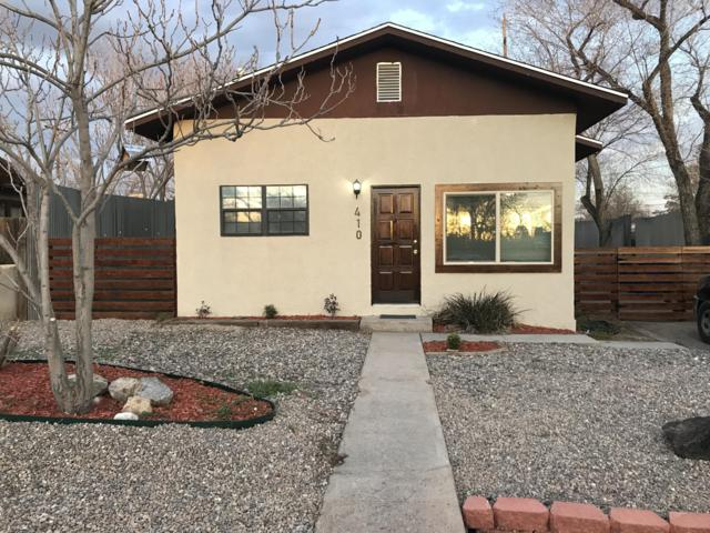 410 Harvard Drive SE, Albuquerque, NM 87106 (MLS #940547) :: Campbell & Campbell Real Estate Services