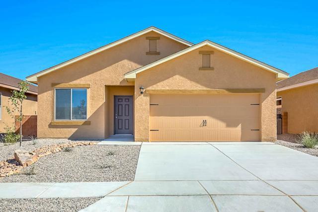 3005 Rio Maule Drive SW, Albuquerque, NM 87121 (MLS #940619) :: Silesha & Company