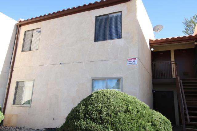 901 Country Club Drive Apt H, Rio Rancho, NM 87124 (MLS #940712) :: The Bigelow Team / Realty One of New Mexico