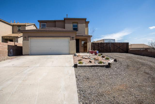 5302 Caprock Court NE, Rio Rancho, NM 87144 (MLS #940715) :: The Bigelow Team / Realty One of New Mexico