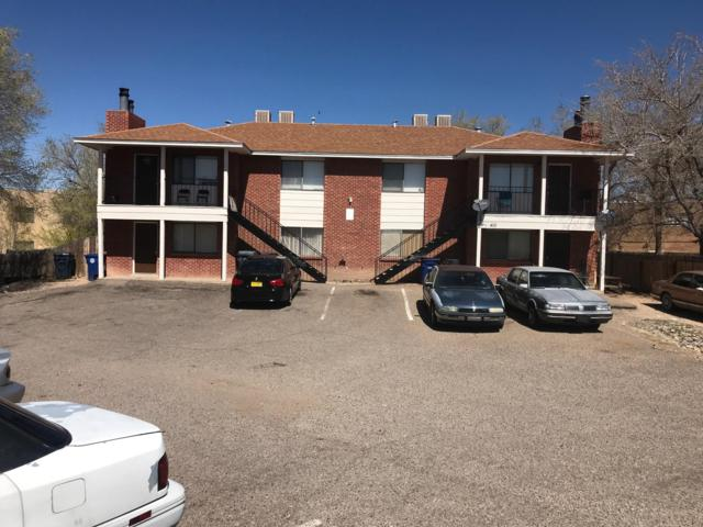 407 Rainbow Court SE, Albuquerque, NM 87123 (MLS #940717) :: The Bigelow Team / Realty One of New Mexico