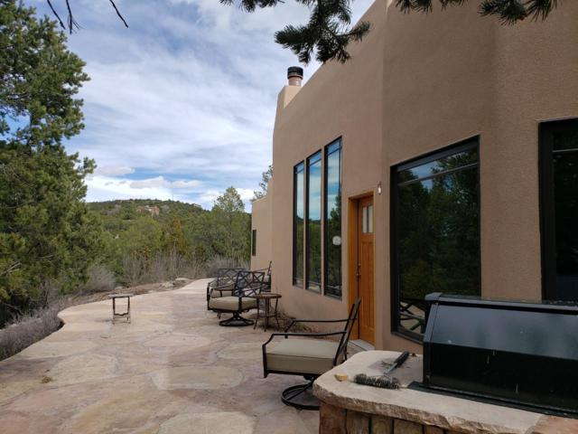 12 Kennedy Lane, Tijeras, NM 87059 (MLS #941074) :: Campbell & Campbell Real Estate Services