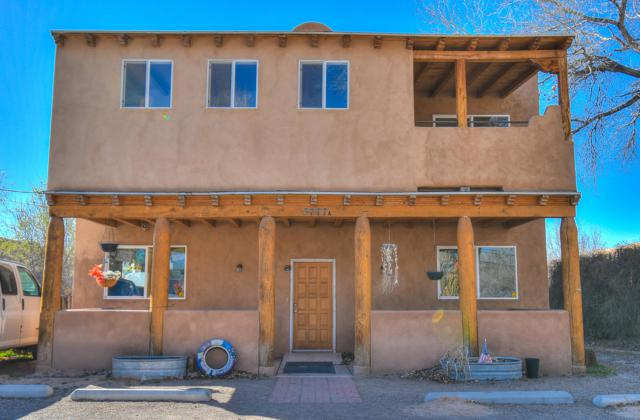 3777 Corrales Road, Corrales, NM 87048 (MLS #941077) :: The Bigelow Team / Realty One of New Mexico