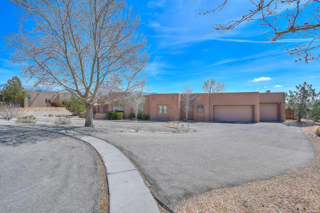 9812 San Bernardino Avenue NE, Albuquerque, NM 87122 (MLS #941093) :: Campbell & Campbell Real Estate Services