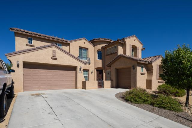 116 Los Miradores Drive NE, Rio Rancho, NM 87124 (MLS #941139) :: The Bigelow Team / Realty One of New Mexico